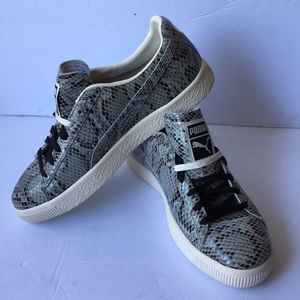 Puma Clyde Snake Part Of The Snake Pack Collection
